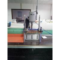 Buy cheap pleated  fabric  and honeycomb fabric & zebra fabric curtain  hole drilling machine from wholesalers