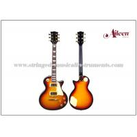 Wholesale LP Music Electric Guitar With Bolt on Neck Solid Wood Rosewood Fingerboard from china suppliers