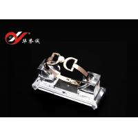 Wholesale Two Size Plastic Jewellery Box Clear Color Bangle Display Holder ODM / OEM from china suppliers
