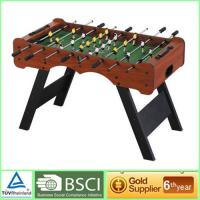 Wholesale Official Foosball Table football game table from china suppliers