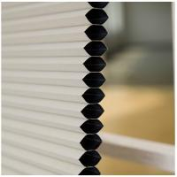Wholesale Windows Honeycomb Shades Manual Cord with Pleated Venetian from china suppliers