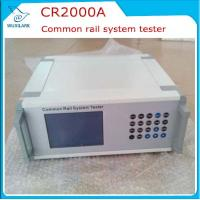 Wholesale Black or white CR2000A/CRS300 BOSCH common rail injector and pump system tester with piezo function from china suppliers