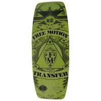 Wholesale 14 Layer Maple Deck Green Wake Skates , Wake Boarding Gear For Sport from china suppliers