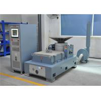 Quality Battery Vibration Test , Vibration Test System With  Vibration Testing Standards for sale