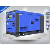 Wholesale 3 Phase Diesel Generator Set Turbocharged Soudproof With Cummins Diesel Engine from china suppliers