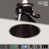 Wholesale MR16 LED Recessed Downlight Fixture Complete By Power Coating Antiglared R4B0150 from china suppliers