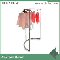 Wholesale Clothing display ideas cabinet rack clothes rack women store clothing plus size shop decoration from china suppliers