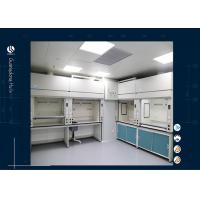 Wholesale Steel Flame Cupboard Sash  Benchtop Fume Hood Air Clean For Hospital from china suppliers