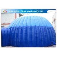 Quality Customized Inflatable Air Tent Inflatable Igloo Marqueein Trade Show Displays for sale