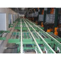 Wholesale Sprocket wheel Driven Roller Conveyor system for work shop production line from china suppliers