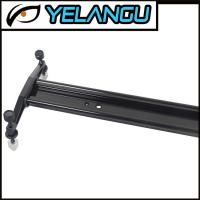 Wholesale Universal 120cm Aluminum DSLR Camera Slider Simple Gasker High Precision from china suppliers