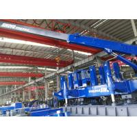 Wholesale VY420A Hydraulic Static Pile Driver , Blue SINOVO pile drilling equipment from china suppliers