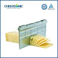 Wholesale UFC82 Ultrasonic Food Cutting Machine For Round Cheese Friction Less Cutting from china suppliers