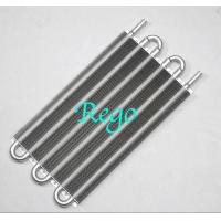 "Wholesale 12 "" Thickness Automatic Transmission Oil Cooler Kit 6 Rows Layer Silver Color from china suppliers"