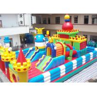 Wholesale Disney Theme Inflatable Party With Climbing Rock Water Proof from china suppliers