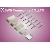 Wholesale 2.54mm Pitch Connector Wire To Wire , Single / Dual Row Connector from china suppliers