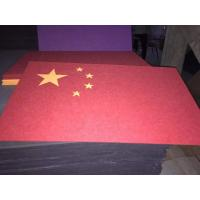Quality 4.2kg Polyester Fiber Sound Acoustic Panel / Soundproof Panels For Walls for sale