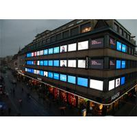 Quality Iron P8 HD Led Window Display Screen LED Advertising Billboard , Energy Saving for sale