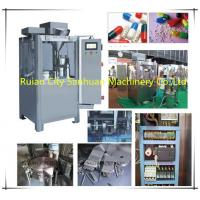Wholesale NJP-1200 Full Automatic Capsule Filling Machine Size 00# 0# 1# 2# 3# 4# 5# from china suppliers