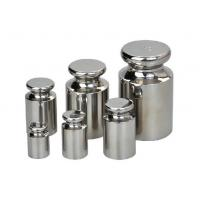 Wholesale E1 1mg - 200g Stainless Steel Weight Set Laser Marking For Educational from china suppliers