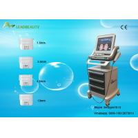 Wholesale 300W Power Professional Skin Tightening Korea Face Lift HIFU Machines from china suppliers