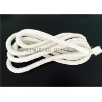 Wholesale Wall Braided Ceramic Fiber Heat Resistant Insulation Rope High Temperature 6 - 50mm from china suppliers