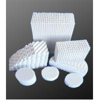 Wholesale ceramic structured packing from china suppliers