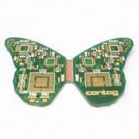 Wholesale Immersion Gold PCB with 4 Layers and FR4 Board, Suitable for Electronic Appliance from china suppliers