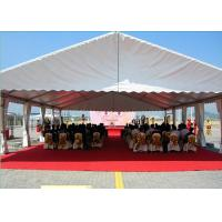 Wholesale Open Ceremony Outdoor Party Tents With Optional Sidewalls And Decorations from china suppliers