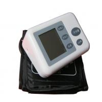 Wholesale Automatic Portable Wrist digital Blood Pressure Monitor with battery or adapter 6V DC  from china suppliers