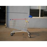 Wholesale 232L Zinc Plated Supermarket Shopping Cart Trolley High Capacity from china suppliers