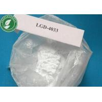 Wholesale CAS 1165910-22-4 Bodybuilding White Powder Sarms steroids LGD-4033 for fat burning from china suppliers