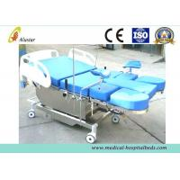 Wholesale Ultralow Electric Obstetric Delivery Table Operating Room Table Examination Bed (ALS-OT002) from china suppliers
