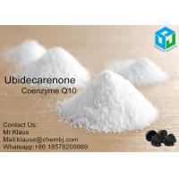 Wholesale Popular Muscle Fitness Powder Ubidecarenone / Coenzyme Q10 To Anti - aging from china suppliers