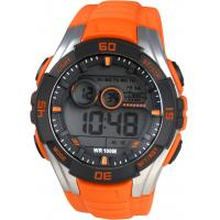 Wholesale ABS JK Men Digital Watches Gents , Su316 Stainless Steel Round Sporty Watches from china suppliers