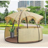 Wholesale China leisure furniture outdoor flower garden rattan tents 1111 from china suppliers