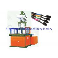 Wholesale 2 Stations Toothbrush Manufacturing Machine For Toothbrush Stick Molding Vertical Type from china suppliers