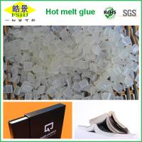 Wholesale Polypropylene Resin Hot Melt Adhesive ,  Book Binding Adhesive Glue Transparent Granule from china suppliers