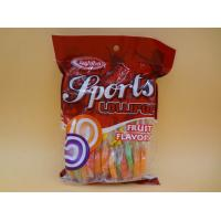 Wholesale Fruity Swirl Lollipops Healthy Hard Candy Round Lowest Calorie For Adults from china suppliers