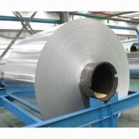 Wholesale Aluminum foil to produce adhesive tape for industrial use, 1000/3000 series grade, 0.006mm thickness from china suppliers