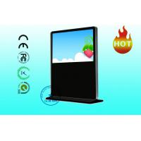 Wholesale 1920 × 1080 HD Horizontal Apple LCD Advertising Player 55 Inch Floor Standing from china suppliers
