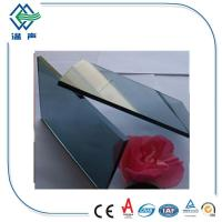 Wholesale Clear / Colored Low Emissivity Glass for Windows with CE Certificate from china suppliers