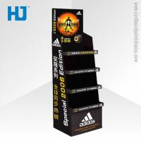 Wholesale Perfume 4 Shelf Custom Cardboard Display Stand Unit For Superstore from china suppliers