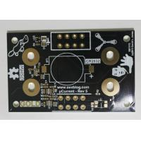 Quality Rogers 4350 Material PCB For RF / Microwave PCB , RO4350 High Frequency PCB for sale