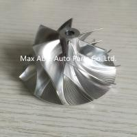 Wholesale TD04HL 13T 49377-04200HF 40.61x56.02mm 6+6 blades Turbocharger Billet compressor wheel fo from china suppliers