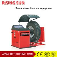 Wholesale Heavy truck tyre repair machine for balancer from china suppliers