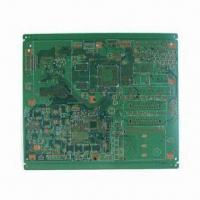 Wholesale Multi-layered PCB with Immersion Gold Surface Treatment, 1oz Copper Thickness from china suppliers