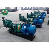 Wholesale High Efficiency Centrifugal Sludge Pump High Concentration Slurry Transferring from china suppliers
