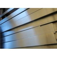 Wholesale Hot rolled 301 316 410 430 Stainless steel flat bars 3mm - 20mm industrial products from china suppliers
