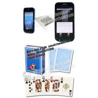 Wholesale 2015 XF AKK K30 Texas hold em poker cheat|poker soothsayer|gambling cheat|poker scanner|poker analyzer|marked cards from china suppliers